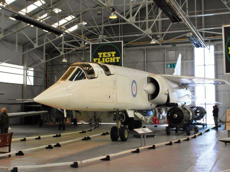TSR-2 - RAF Cosford by PhilsPictures.deviantart.com on @deviantART