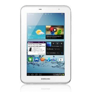 Review Samsung Galaxy Tab2 7 inch Tablet - White (8GB, WiFi, Android 4.0) - Samsung Best Review