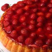 Fresh Strawberry Pie. Berries are plentiful, sweet, refreshing and delicious! Top with whipped cream, and enjoy!   http://www.wbtv.com/story/6496672/fresh-strawberry-pie