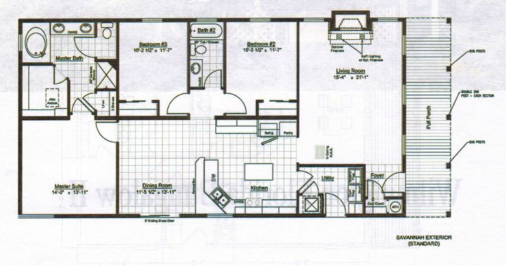 bungalows floor plans home plans home design small house designs pinterest bungalow floor plans bungalows and floor plans