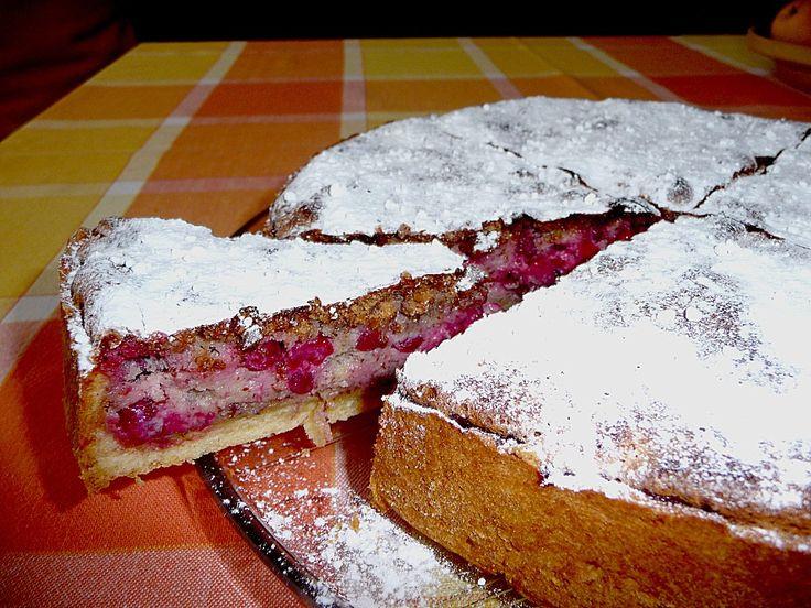 Swabian Red Currant Cake Recipe in English!