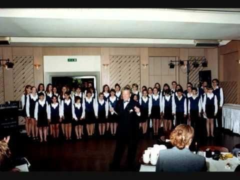 Pražský dětský sbor - Ej pastýřové vstávejte - YouTube