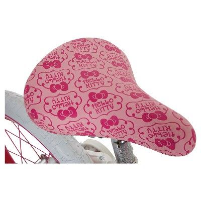 Hello Kitty Girl's Bike - Pink/White (16)