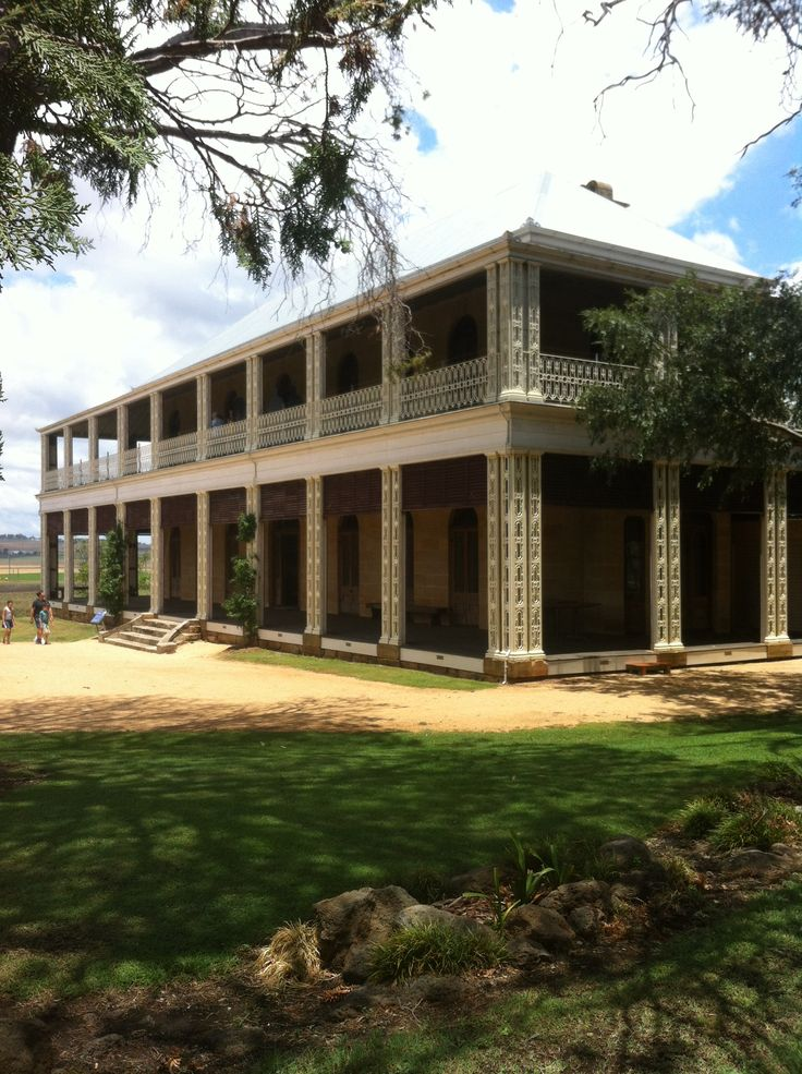 Glengalon Homestead. Allora, Queensland Australia. My great grandparents lived and worked on the station, also my great great grandfather for a time.