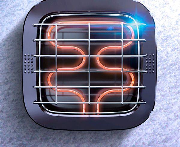 Heater iOS Icon on Behance