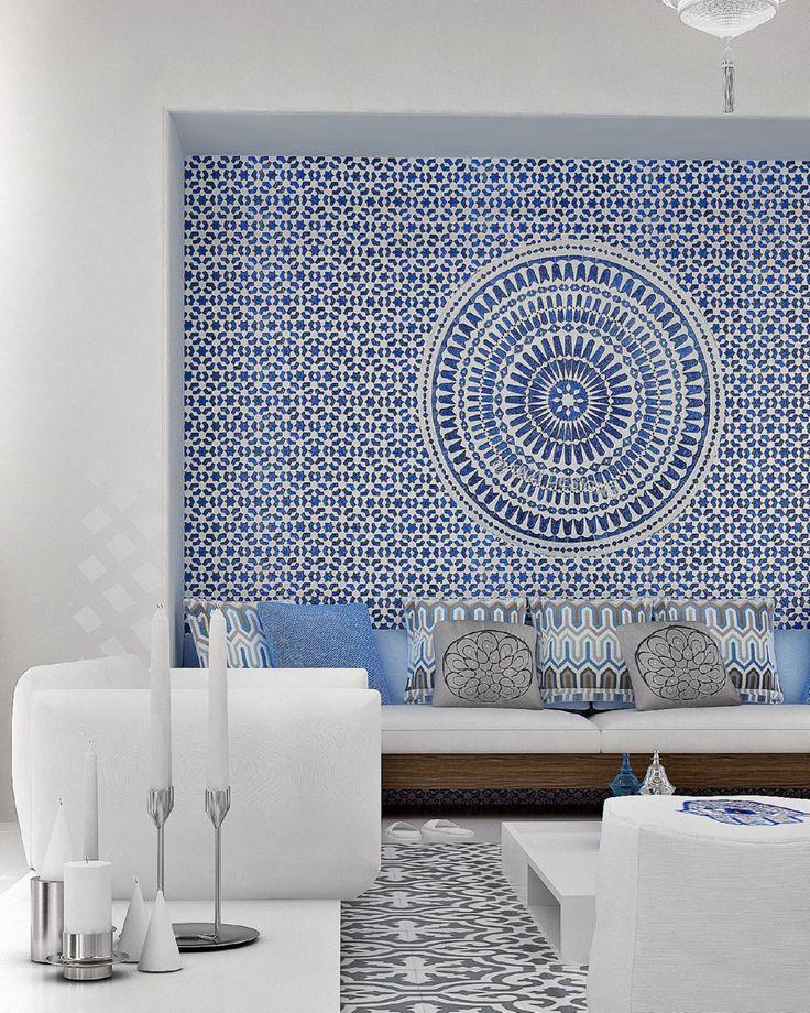 Awesome modern mediterranean homes interior design ideas (12)