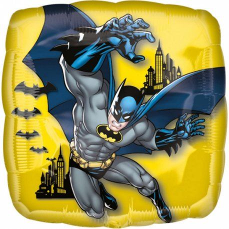 Witajcie,   Chcecie sprawić komuś miłą niespodziankę - podarujcie balon z helem!   Prosto z USA foliowy balon Batman & Joker - Utrzymuje się w powietrzu do kilku tygodni, w zestawie również wstążeczka.  Sprawdź również inne wzory balonów dostępne w naszym sklepie.  UWAGA!: Balonów nie wysyłamy na odległość, jedynie odbiór osobisty  #balonbatman #balonjoker #balonzhelem #balony #niczchin #kraków