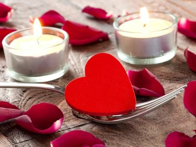 Gourmet #Valentine's Day menus in Warsaw, Moscow and Budapest