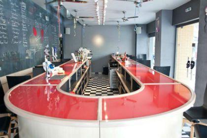 Bau's, Bar, Plateia Navarinou 5 & Lordou Vyrona,Thessaloniki,Tel.6972963201