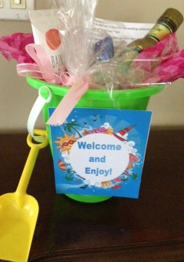 Beach Wedding Gift Bags For Guests : beach wedding guests wedding guest gifts wedding welcome bags wedding ...