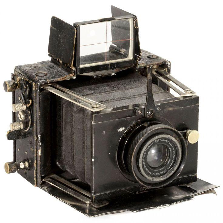 Картинка старинной камеры