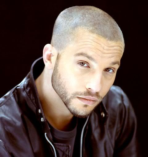 Haircut.       Logan Marshall Green