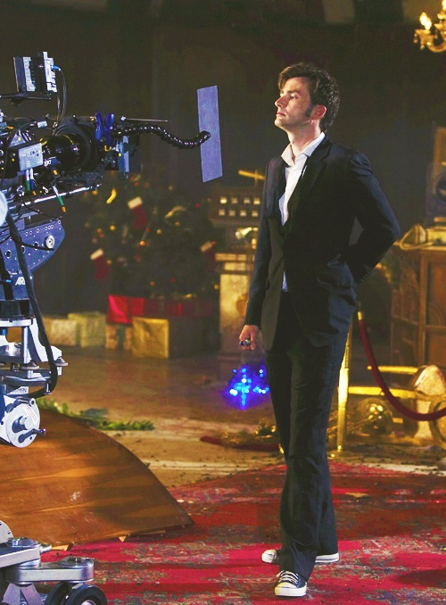 Doctor Who - behind the scenes [10]