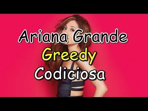 Ariana Grande-Greedy (Letra y Traducción)