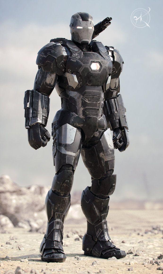 War Machine Mk. 3 by SgtHK ↩☾それはすぐに私は行くべきである。 ∑(O_O;) ☕ upload is LG G5/2016.09.19 with ☯''地獄のテロリスト''☯ (о゚д゚о)♂