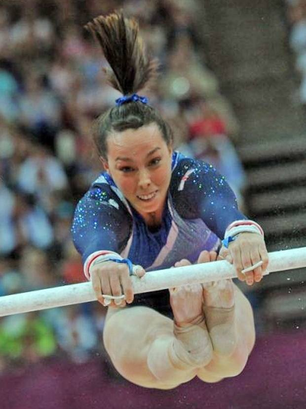 Beth Tweddle: Cheshire-born Tweddle changed the fortunes for British gymnastics and duly won bronze in the uneven bars for Team GB. Previously a three-time world champion, Tweddle went without an Olympic medal throughout her Olympic career – until London 2012.
