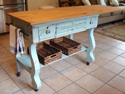 diddle dumpling: Antique Writing Desk Transformation: The Reveal!