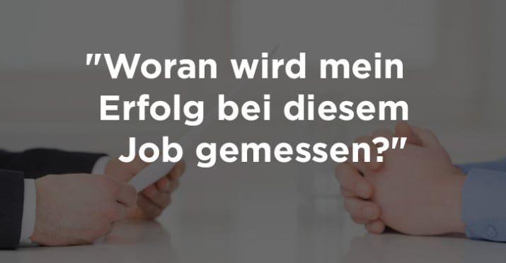 Diese Frage wird dich davor retten, dass der Arbeitgeber und du unterschiedliche Vorstellungen von deiner Position haben.