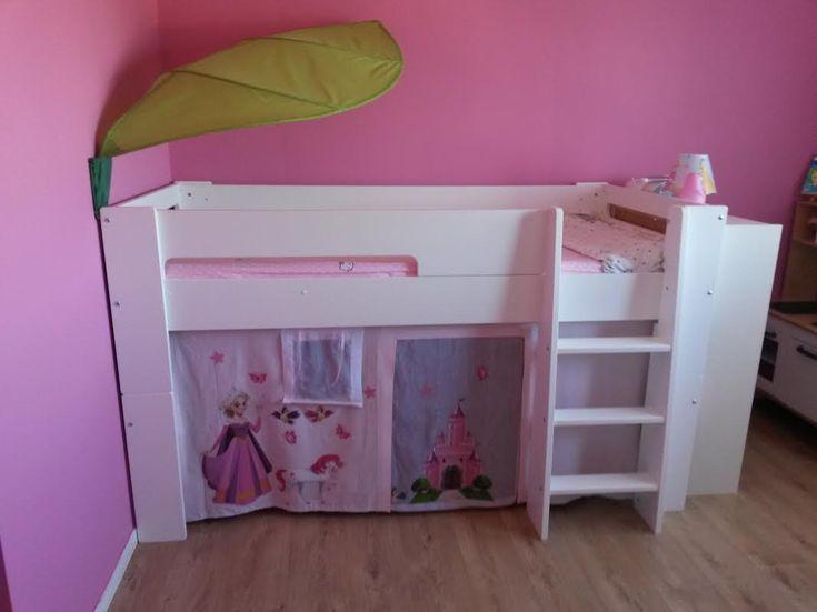 1000 ideas about lit mi hauteur on pinterest lit mezzanine and lit mezzanine. Black Bedroom Furniture Sets. Home Design Ideas