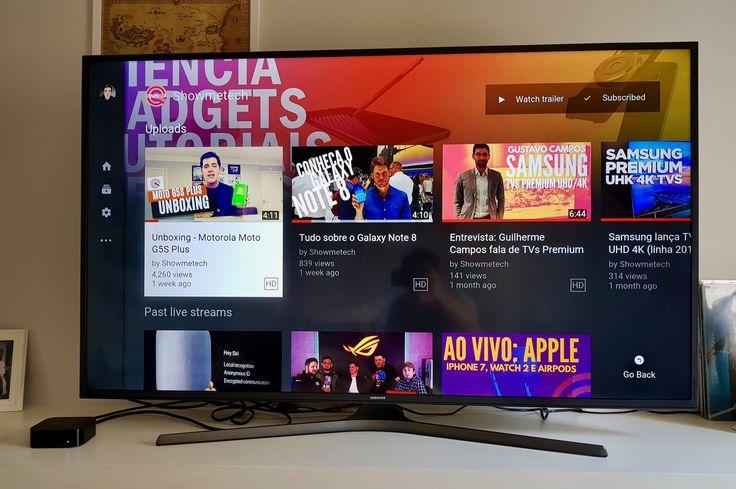 """Review: Samsung Smart TV UHD 55"""", a sua primeira TV 4K de verdade - https://www.showmetech.com.br/review-samsung-smart-tv-uhd-55-sua-primeira-tv-4k-de-verdade/"""