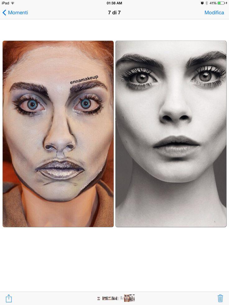 ❤️CARA DELEVINGNE TRANSFORMATION ❤️❤️ ❤️ LINK IN THE BIO❤️❤️❤️  #makeupobsessed #makeup #the_makeup_world #cosmopolitan #fashion #mycosmo #bblogger #makeupforeverofficial #beauty #trucco #makeupartist #artistshadow #bodypainting #vegas_nay #makeupjunkie #makeupaddict #facepaint #eotd  #motd #MUA  #beautyblogger #fashionblogger #universodamaquiagem_oficial  #makeupforever #batalash #youtube #melformakeup #wakeupandmakeup #beatthatface #youtuber
