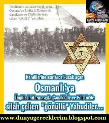 Yahudiler için yansın cehennem