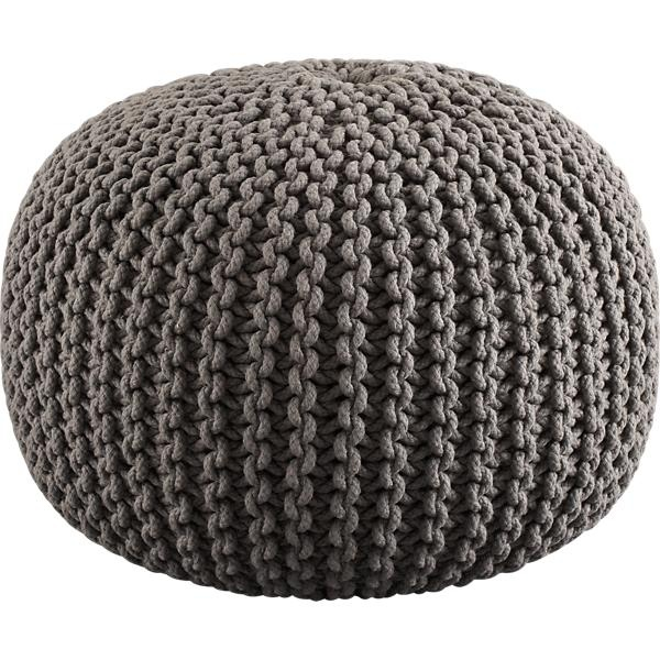 25 best ideas about knitted pouf on pinterest knitted pouffe poufs and large floor cushions. Black Bedroom Furniture Sets. Home Design Ideas