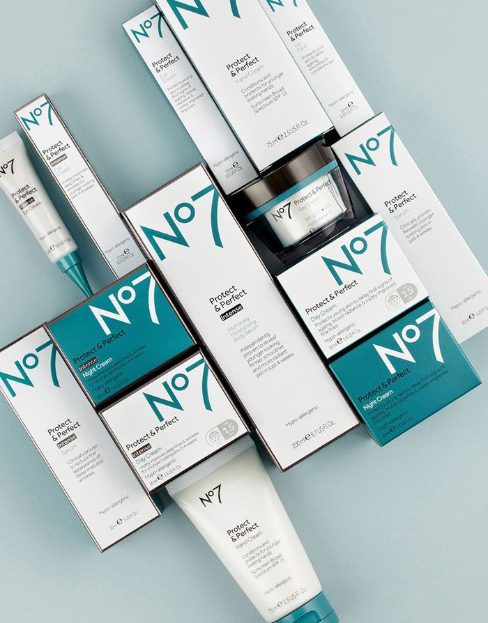 No7 Redesign   Designed by Two Create, UK