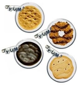Delicious! Girl Scout Cookie Swaps from Makingfriends.com