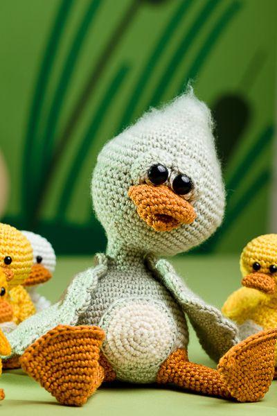 Amigurumi Monsters Tessa Van Riet : 1000+ Bilder zu Ha?kovane figurky auf Pinterest ...