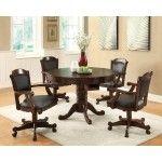 Coaster Furniture - Gaming Three In One Poker Bumper Pool Dining Set - 100871-2Set  SPECIAL PRICE: $1,168.55