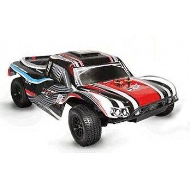 Modele RC DT5 EBL 2.4GHz to ulepszona, bezsczotkowa wersja DT5 EBD. Samochód Rajdowy posiada realistyczny sportowy wygląd, mocniejszy silnik, niezwykle przyczepny i szybki. Opis, dane techniczne, komentarze oraz film Video znajdziesz na naszej stronie, nie ma jeszcze komentarzy, to czemu nie zostawisz swojego:)