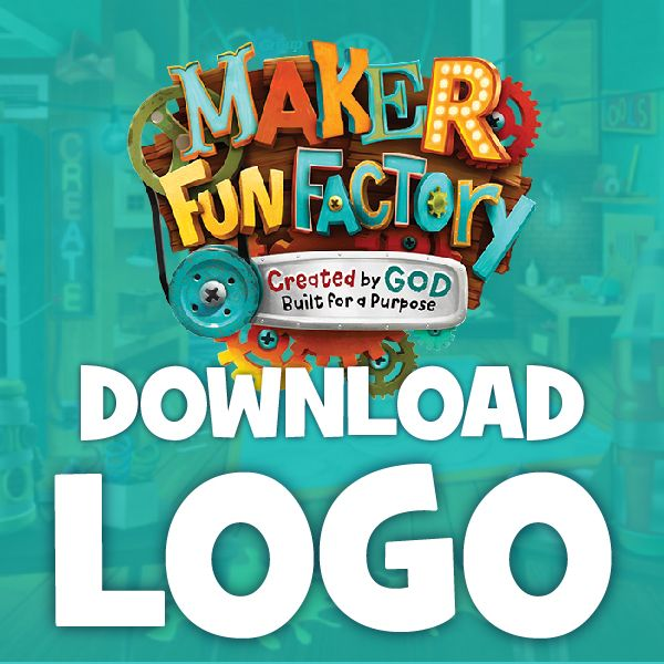 Download the Maker Fun Factory VBS 2017 logo for free!
