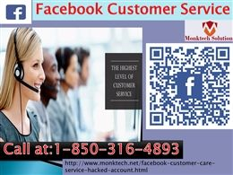 Get Facebook customer service 1-850-316-4893 at zero waiting timeWhenever you got jammed with Facebook app glitches, then without wasting your valuable time place a call on our toll-free Facebook customer service phone number 1-850-316-4893 and get associated with our experts. You will be provided with the 100% solution by dialing our toll-free number by our experts. You are just a phone call away from us. So call us right now. If you want to more information about our quality services…