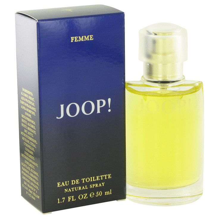 JOOP! Perfume for Women by Joop! Another one that I love to wear.