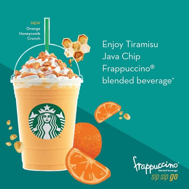 Enjoy Tiramisu Javachip Frappuccino® - Starbucks Indonesia