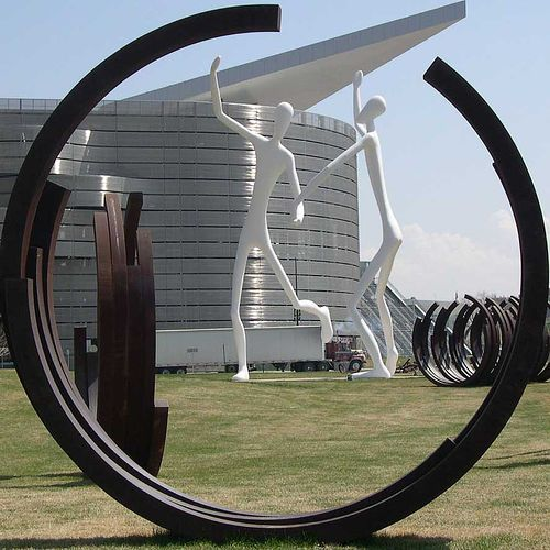 Colorado Convention Center With Lawrence Argent Sculpture: 181 Best Images About Denver Colorado Icons On Pinterest
