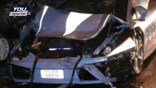 Guarda il video «La mitica Lamborghini della Polizia,ecco che fine ha fatto...» caricato da TRE43.COM su Dailymotion.