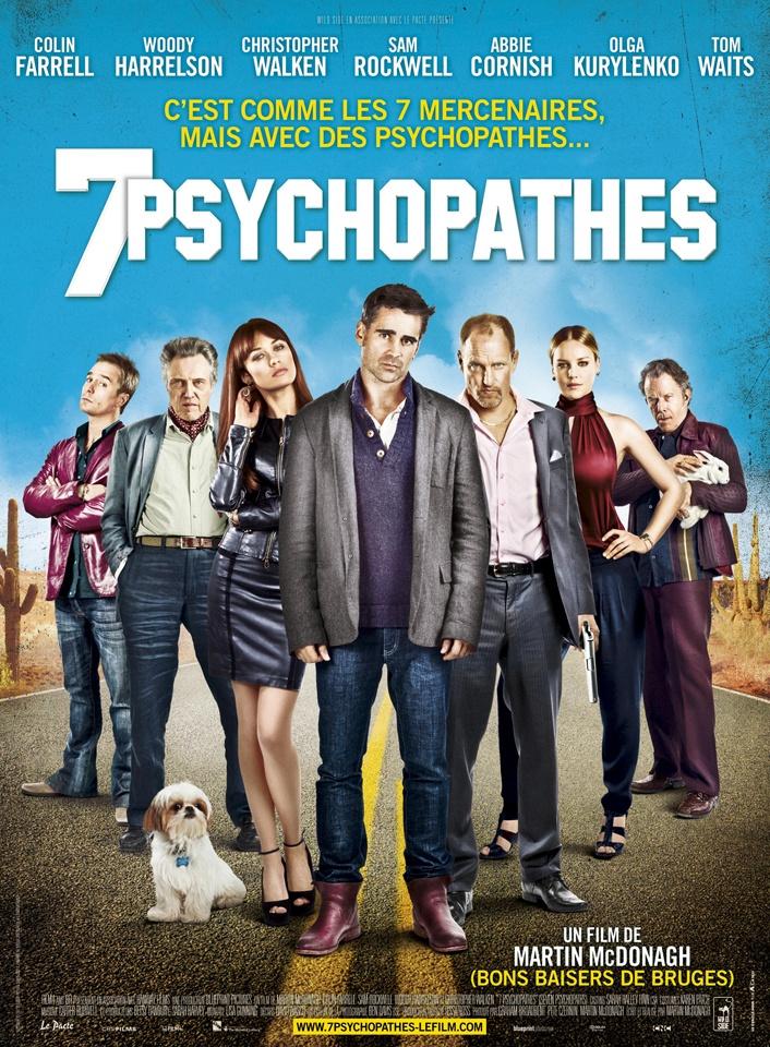 7 Psychopathes > Site officiel VF  -   Un film de Martin Mcdonagh avec Colin Farrell, Abbie Cornish, Woody Harrelson, Christopher Walken, Sam Rockwell, Olga Kurylenko