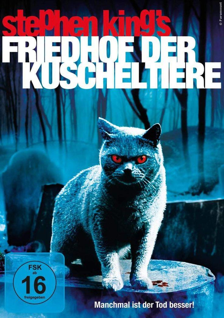 27 Jahre nach dem Original kommt ein neuer Kinofilm zum Buch von Stephen King und er soll deutlich gruseliger werden! Friedhof Der Kuscheltiere Remake ➠ https://go.film.tv/FdK
