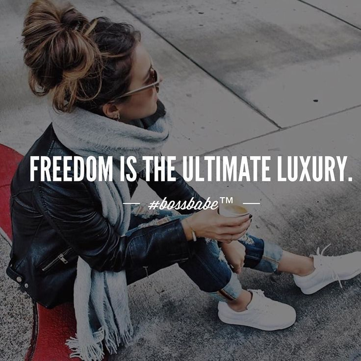 The ability to say yes. The ability to say no. The ability to say it with confidence. The ability to not be afraid of what they think. The ability to push harder. The ability to take a break. These are all the choices that empower our lives so that we live in the most fulfilling way possible.  Join the #Bossbabe Netwerk (Click The Link In Our Profile Now! )