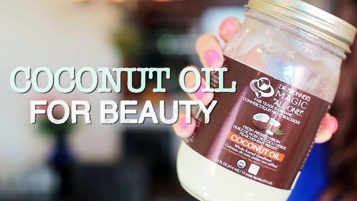 COCONUT OIL BEAUTY SECRETS | Tip Tuesday