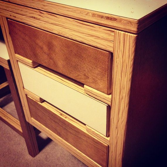 22 best images about for the home on pinterest for Plywood bedside table