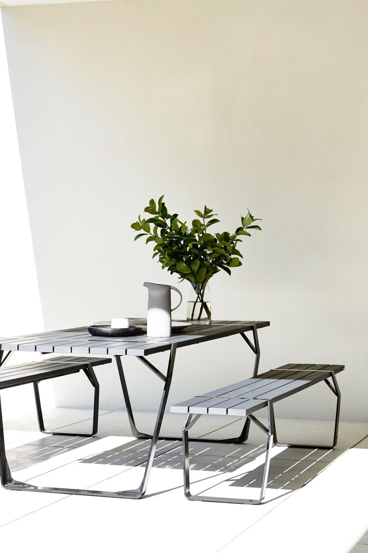 tait outdoor furniture. tait flint setting designed by ross gardam strong outdoor furniture