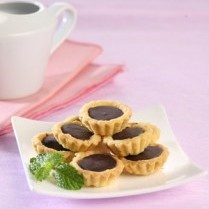 CHOCOLATE MINI PIE http://www.sajiansedap.com/mobile/detail/13473/chocolate-mini-pie
