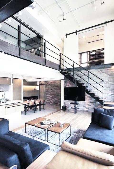 Non-stop urban life // man cave // urban men // city boys // interior // home decor // urban loft // wall art // city suites //