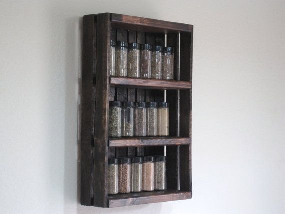 Hey, I found this really awesome Etsy listing at http://www.etsy.com/listing/108880911/crate-spice-rack-or-knick-knack-display