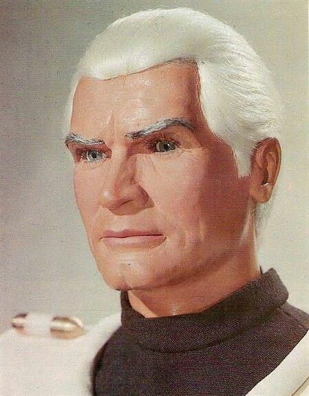 Colonel White, commander of Spectrum.