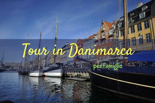 Un tour in Danimarca di 8 giorni pensato per le famiglie con bambini, da Copenhagen a Odense attraverso il paese con tappa a Legoland