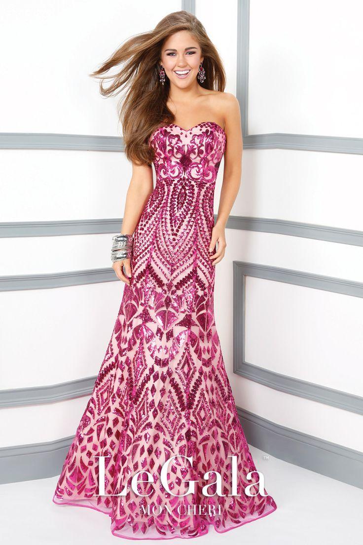 Mejores 17 imágenes de Vestidos de Fiesta en Pinterest | Vestidos de ...